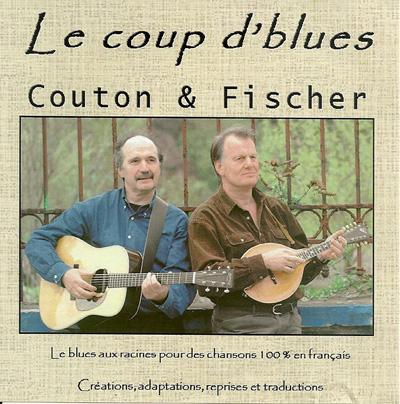 Pochette Coup d'Blues Site